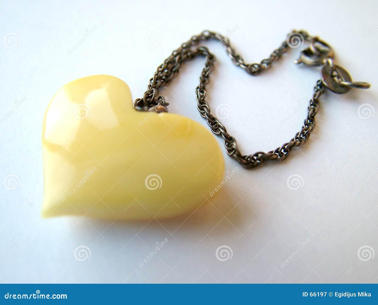 Coração ambarino 2
