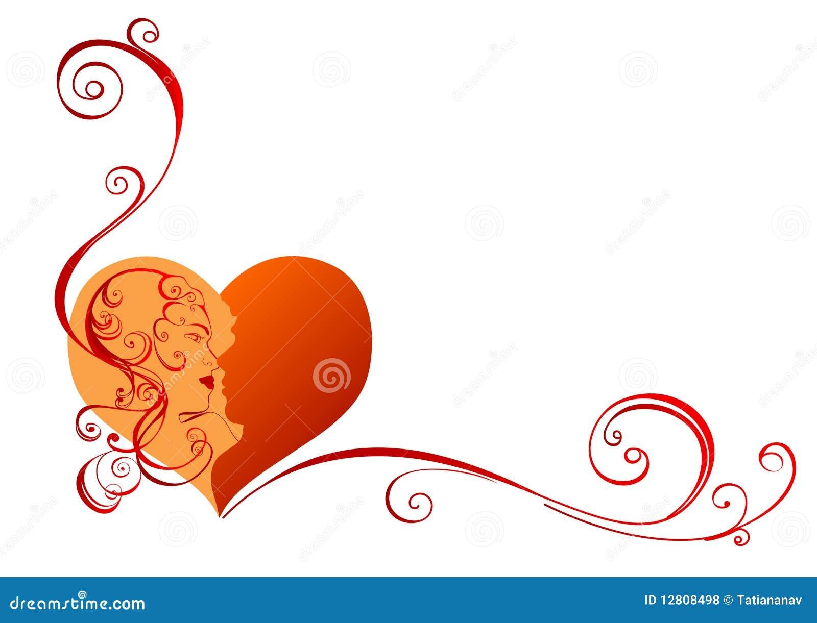 Coração bonito