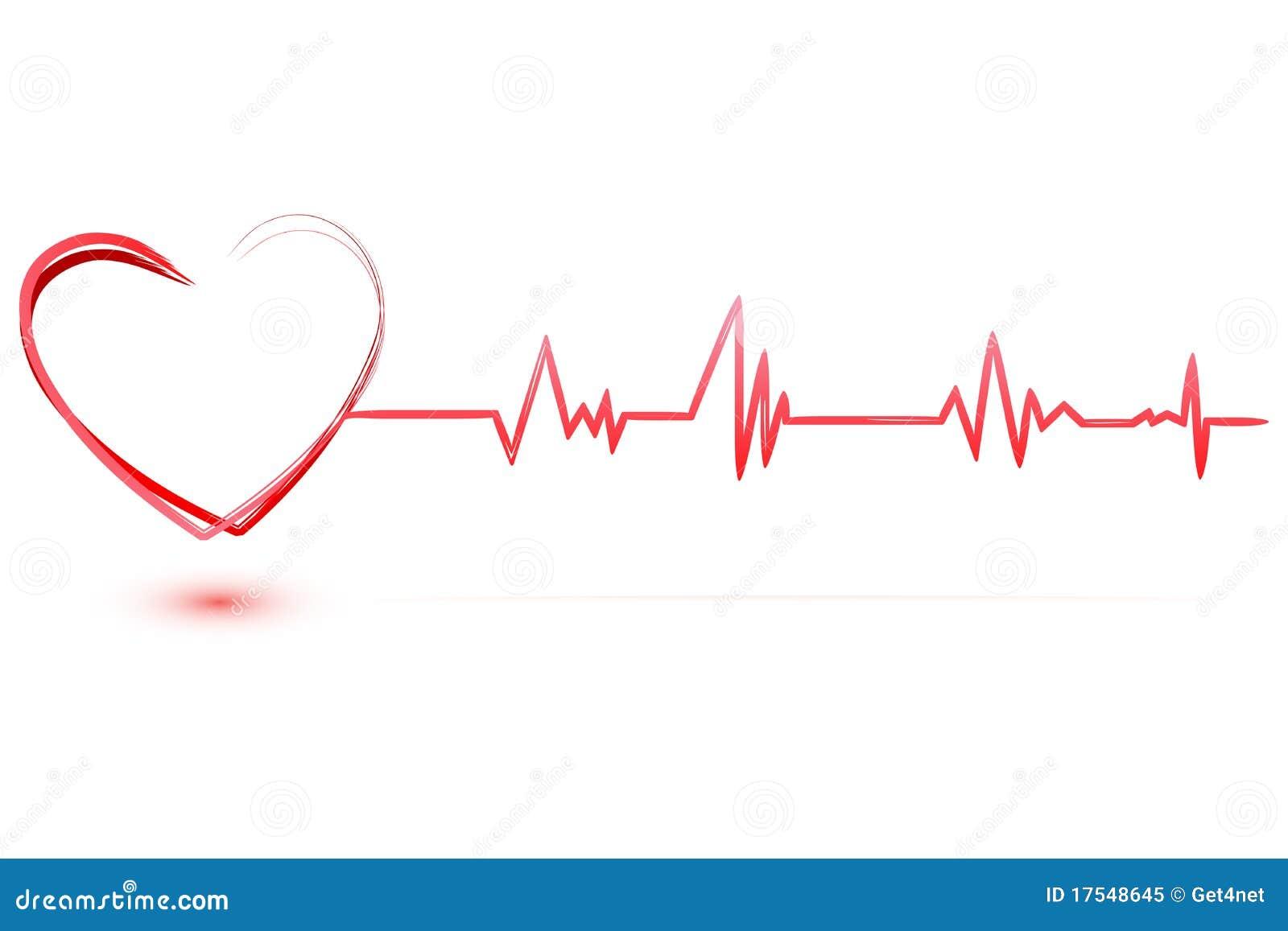 Coração com cardiologia