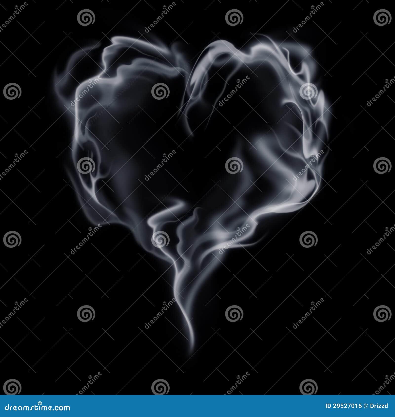 Coração de fumo