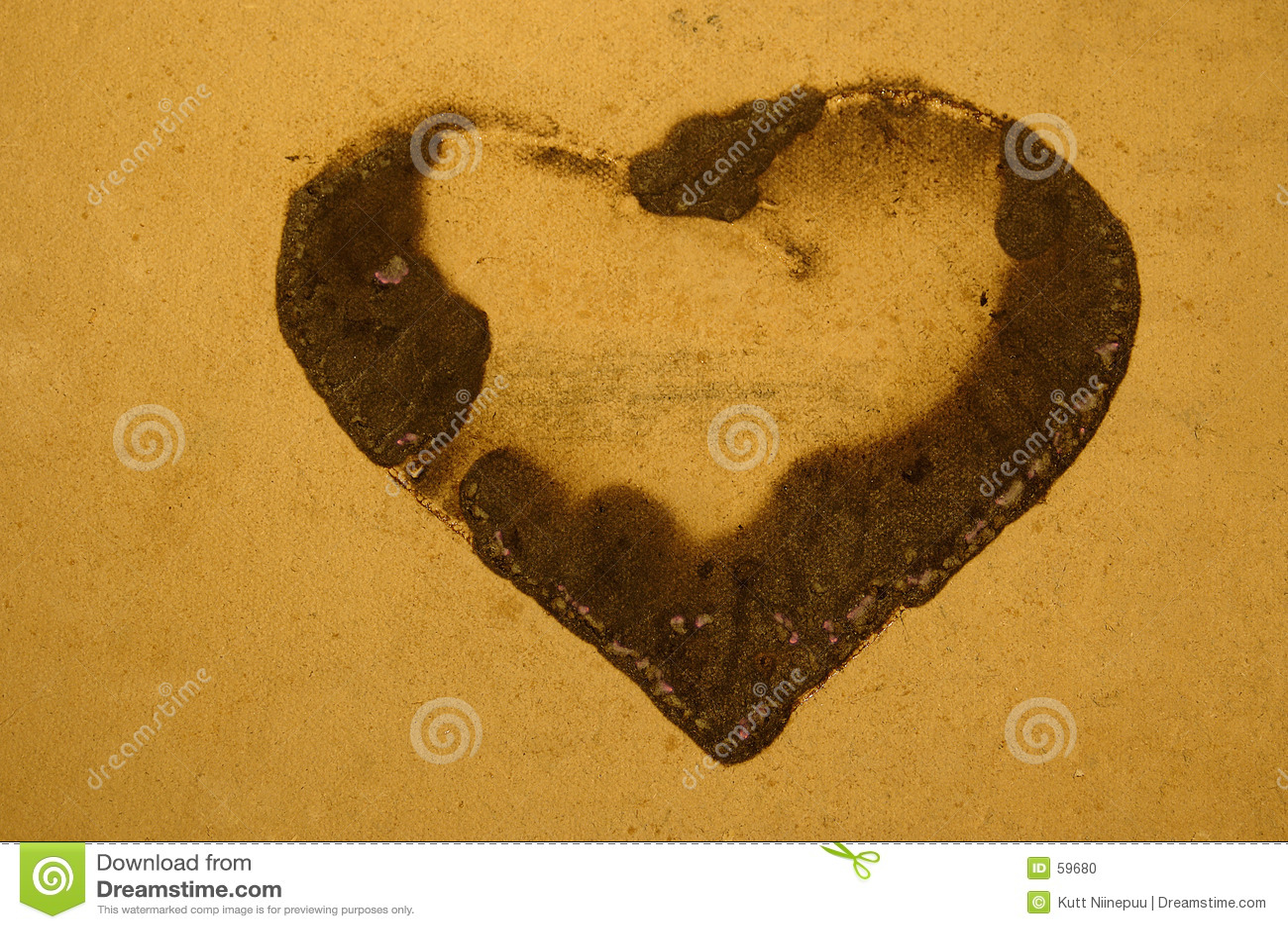 Coração de Grunge