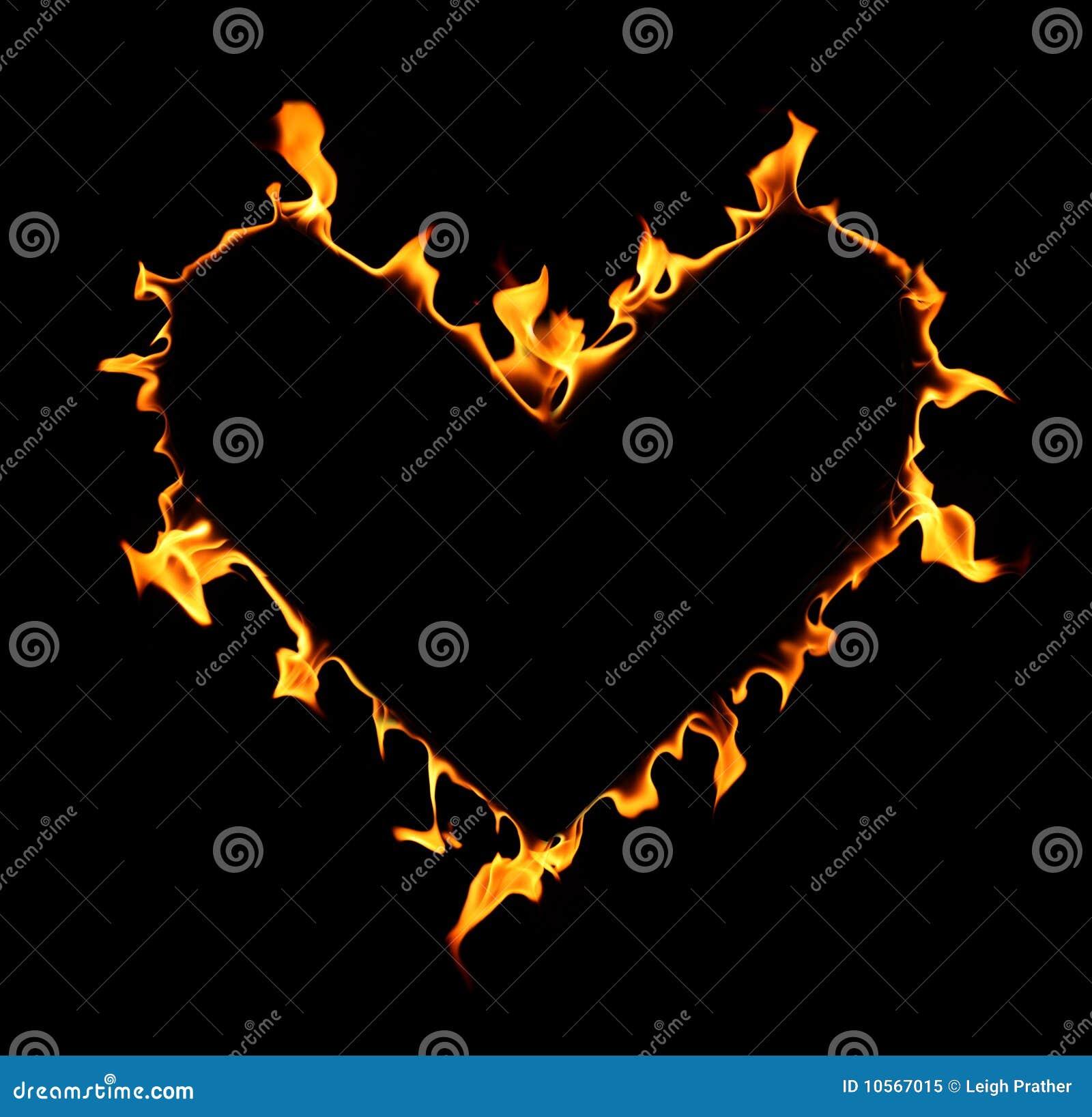 Coração do incêndio