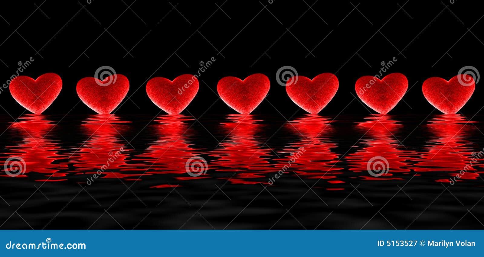 Corações de sangramento