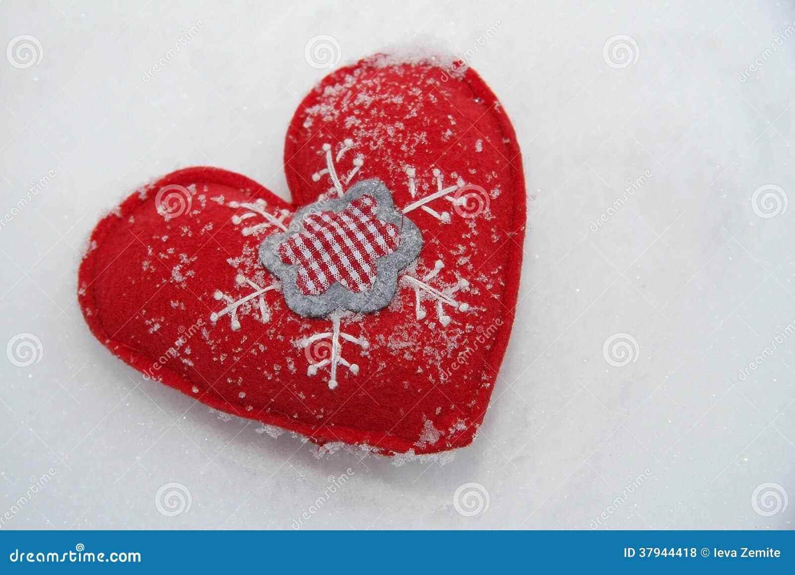 Corações do Natal