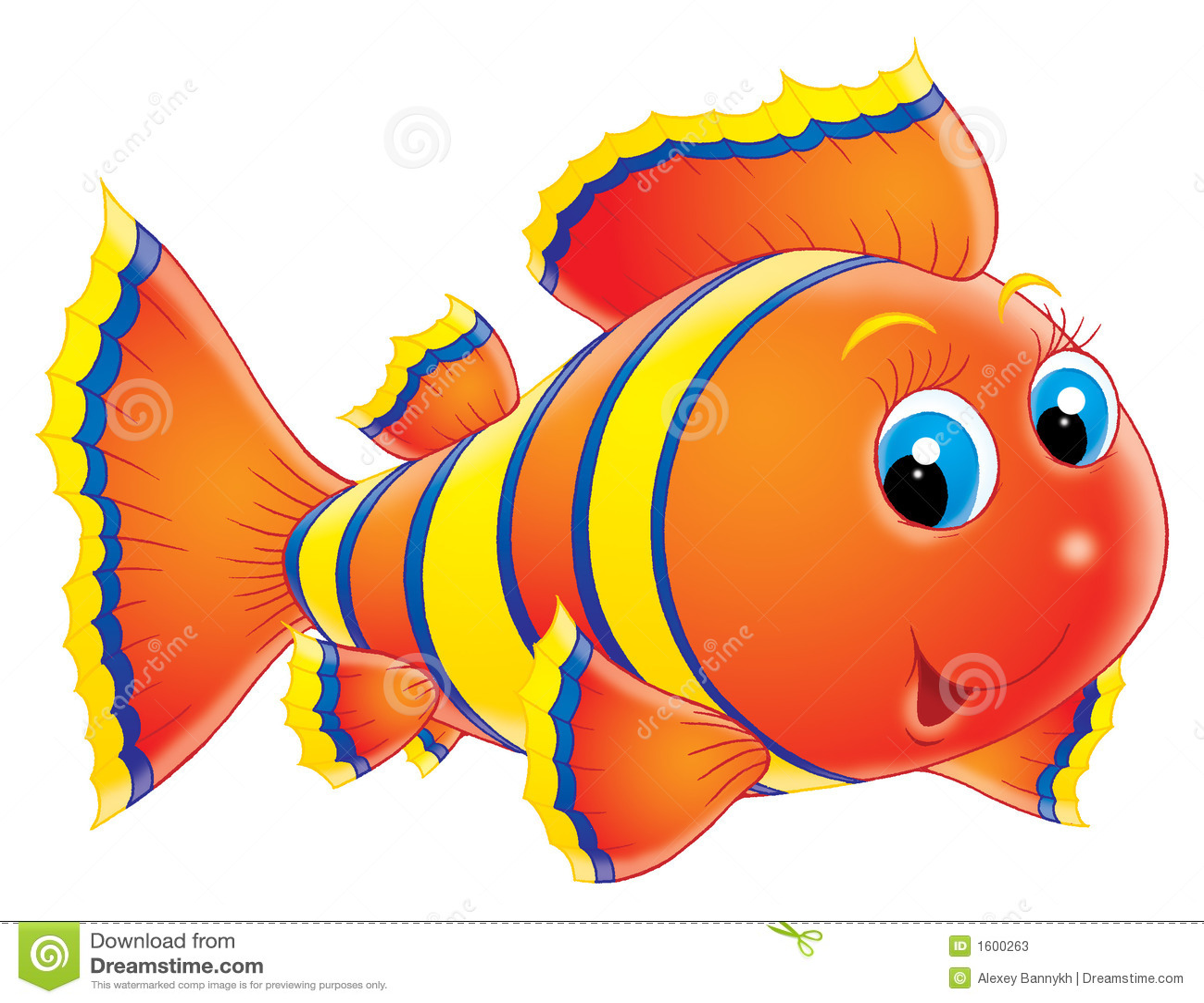 Coral ryb