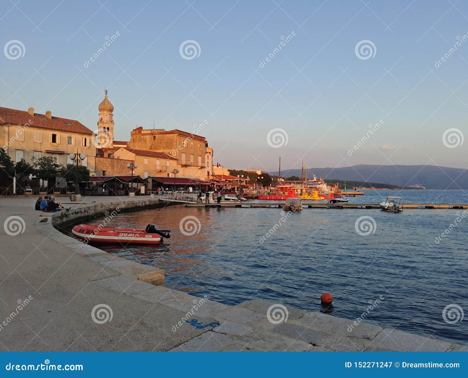 Coratia, mi mejor ciudad con muchos historia del año