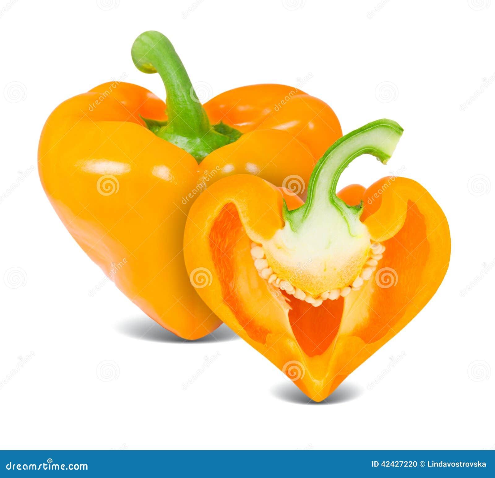 Corazón de la pimienta