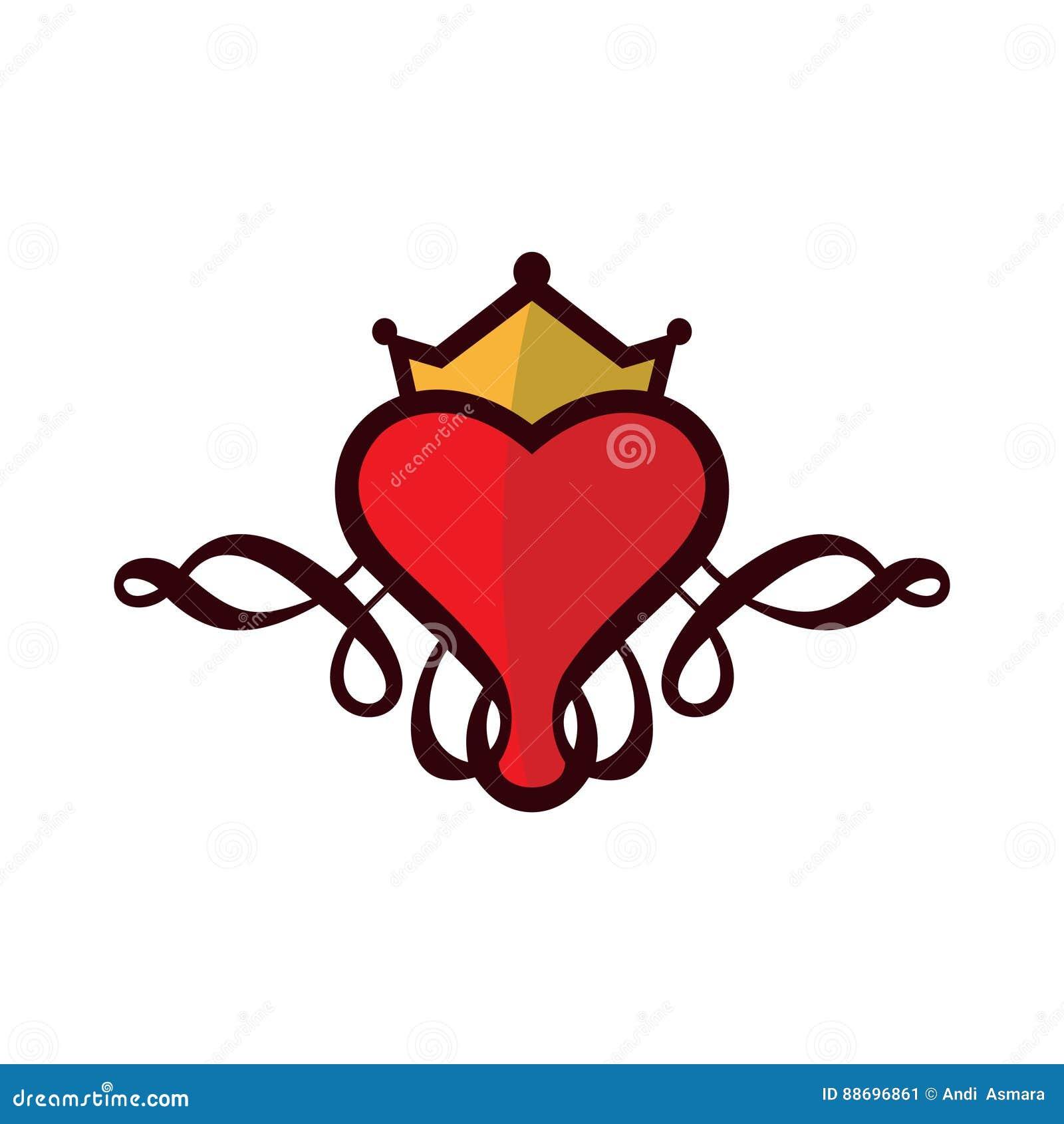 Corazón de la reina