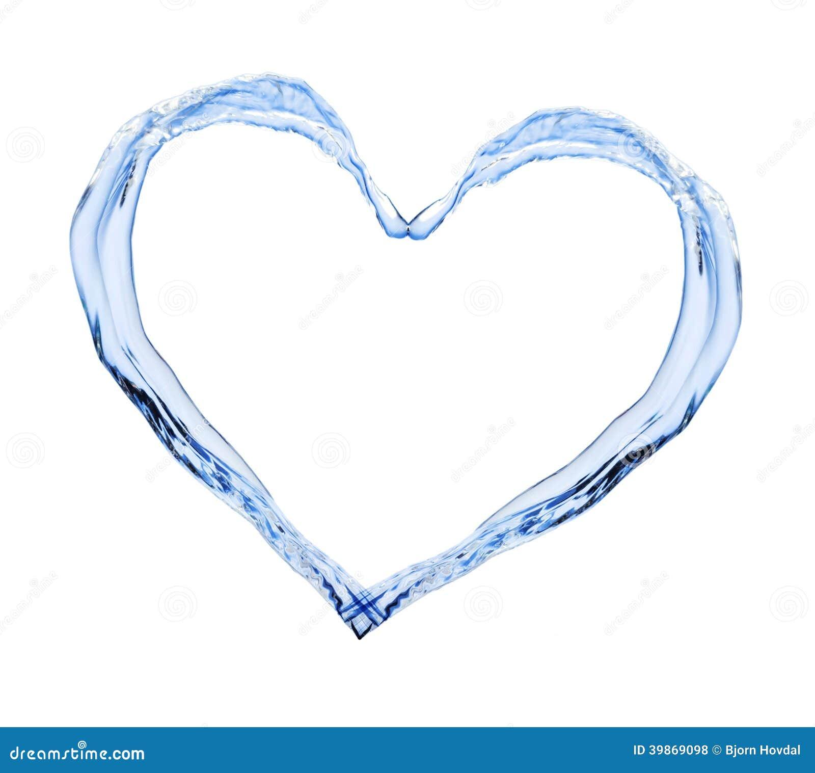 Corazón del agua