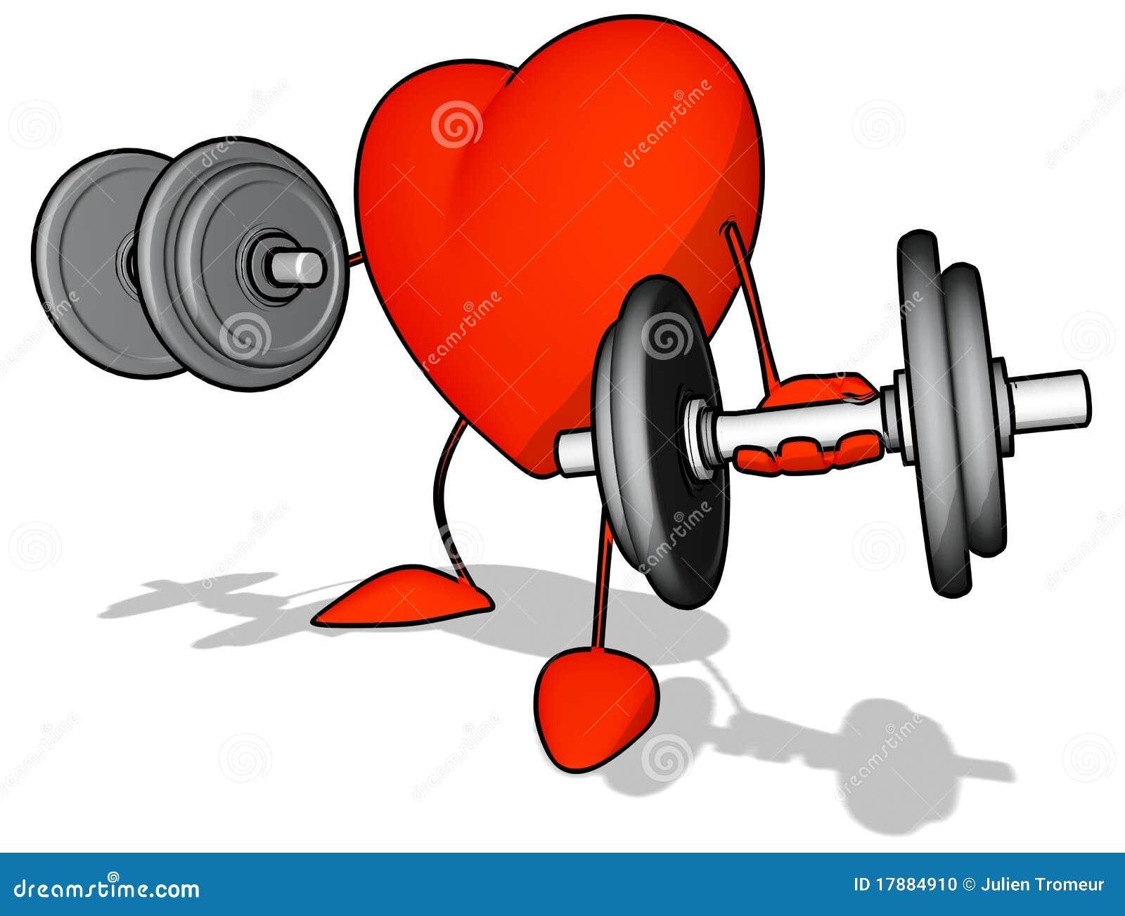 Corazón del Bodybuilding
