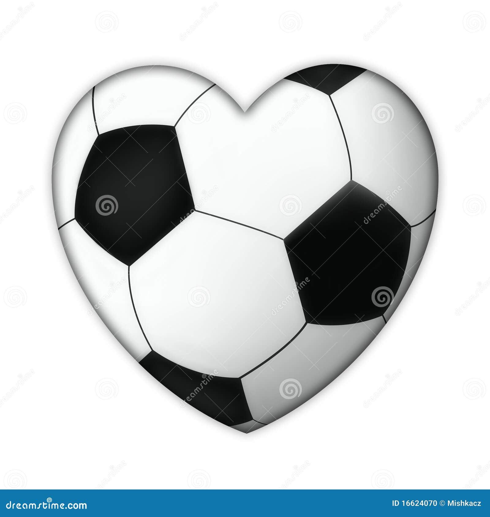 Corazón del fútbol