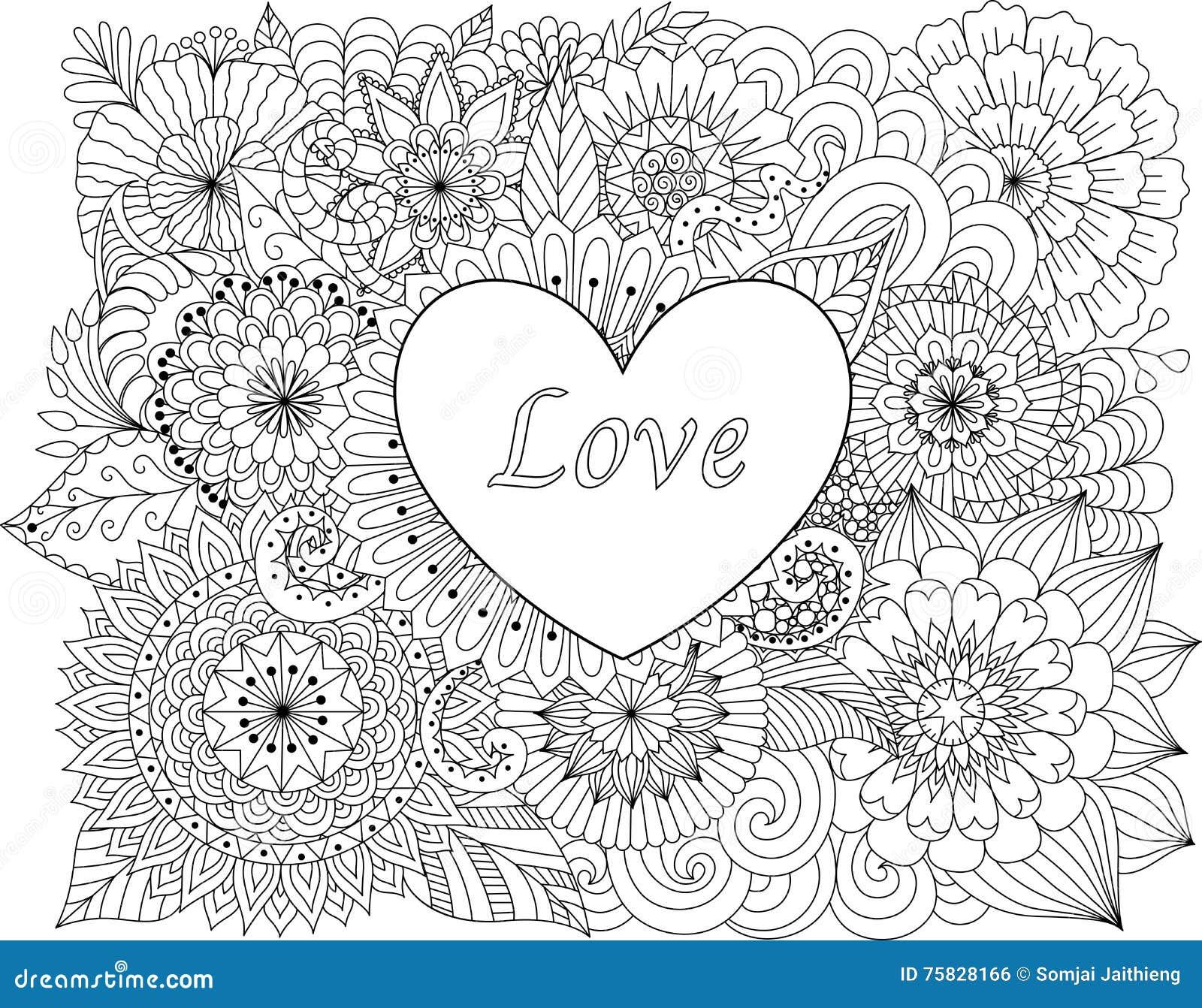 Dibujos Colorear San Valentin