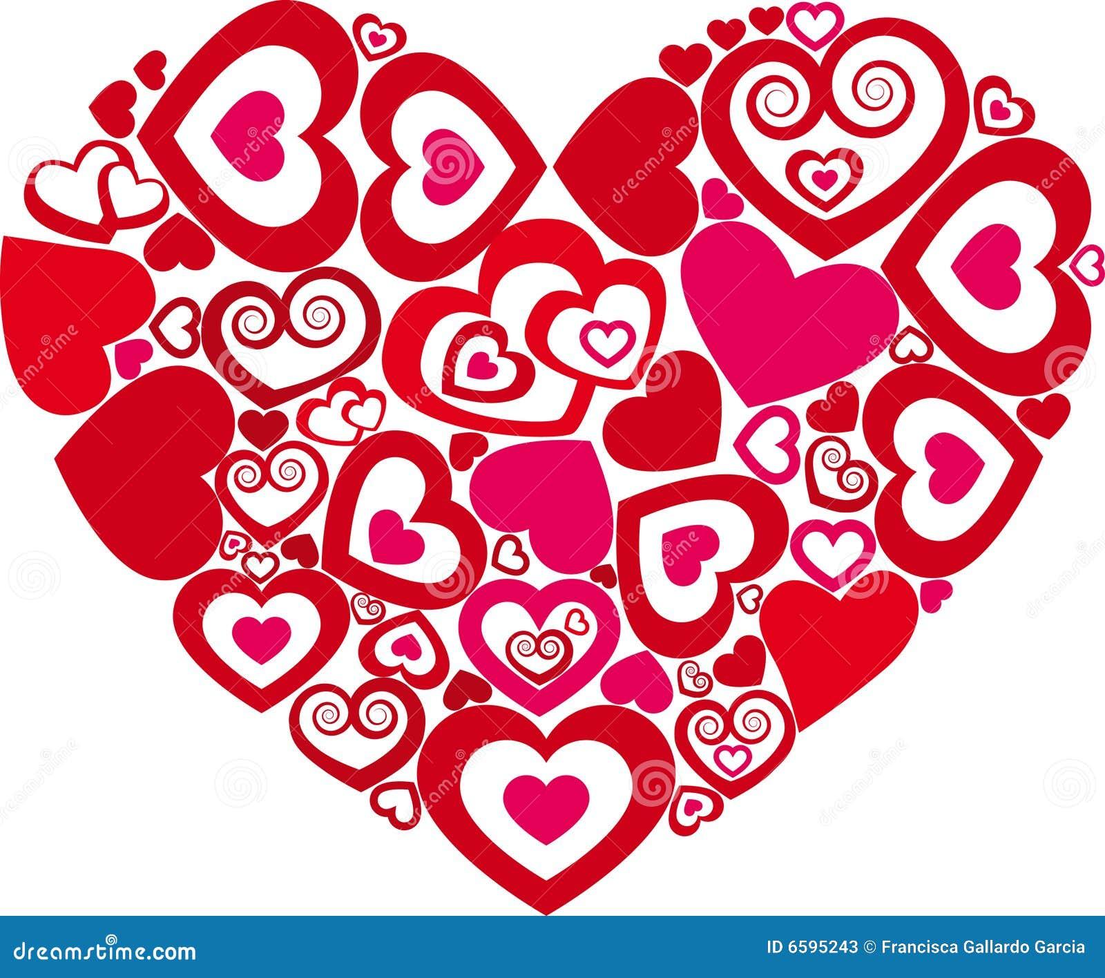 Corazon Vektor Abbildung Illustration Von Romantisch 6595243