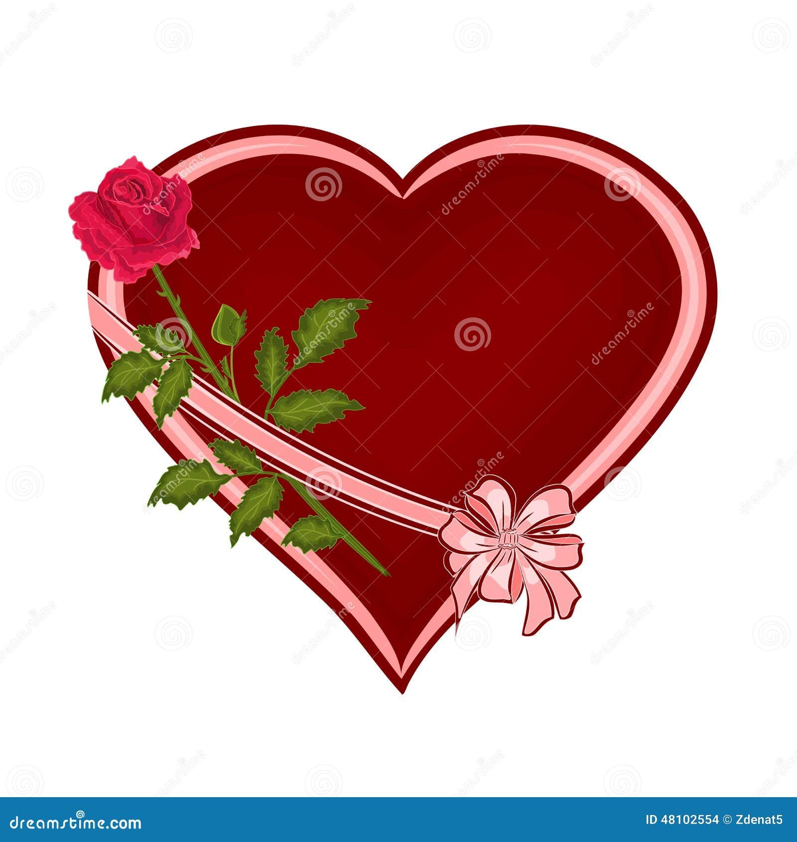 Corazones Del Día De Tarjetas Del Día De San Valentín Con Vector