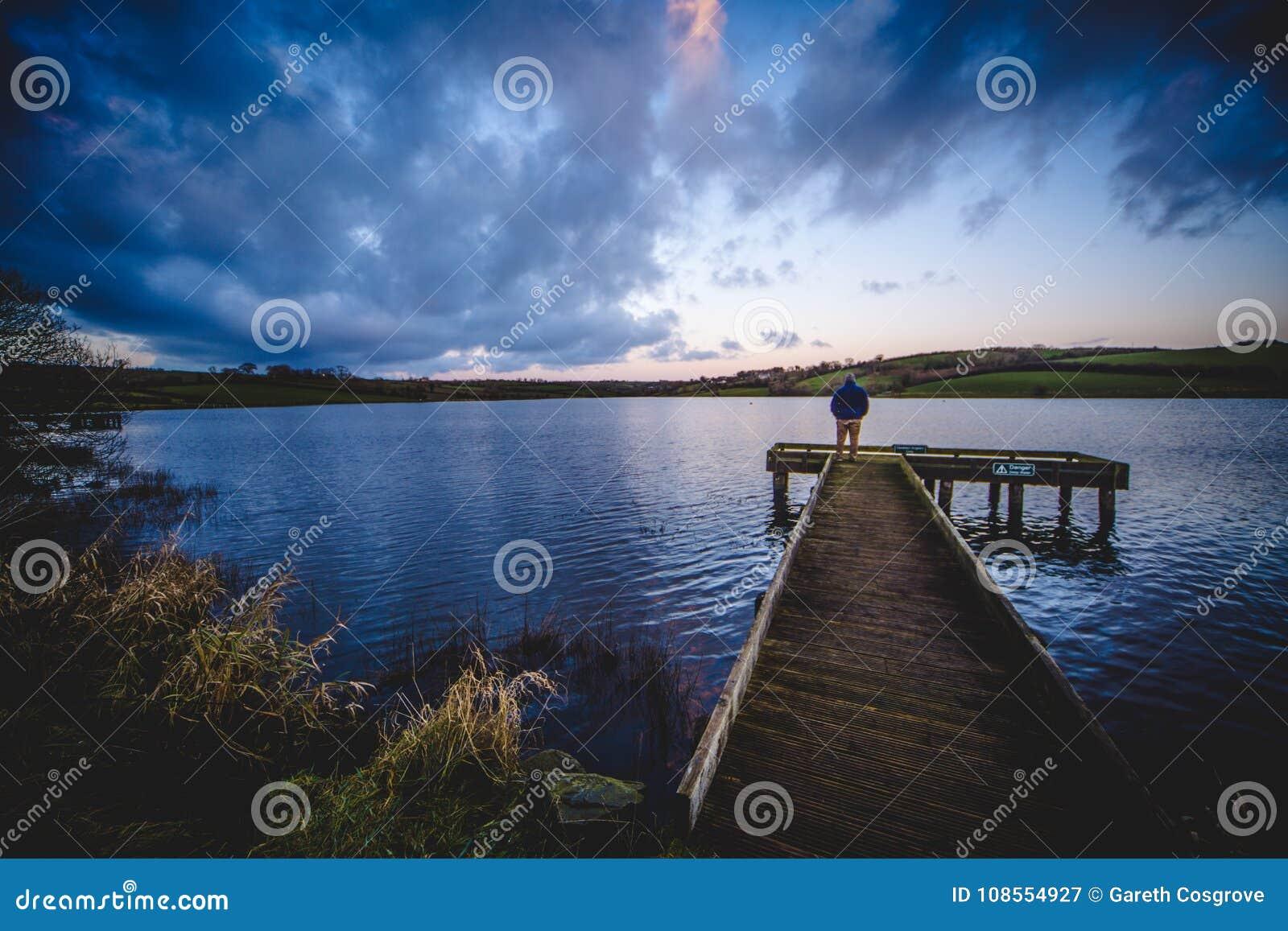 Corbet-Lough, Co Unten N irland