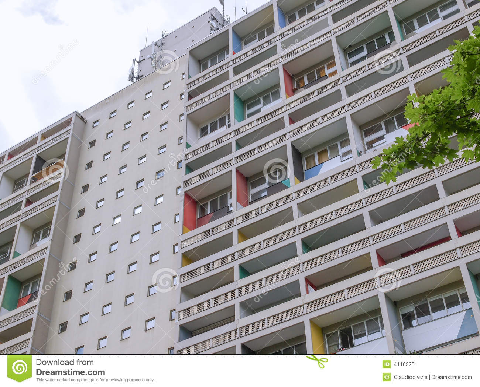 Corbusierhaus Berlijn