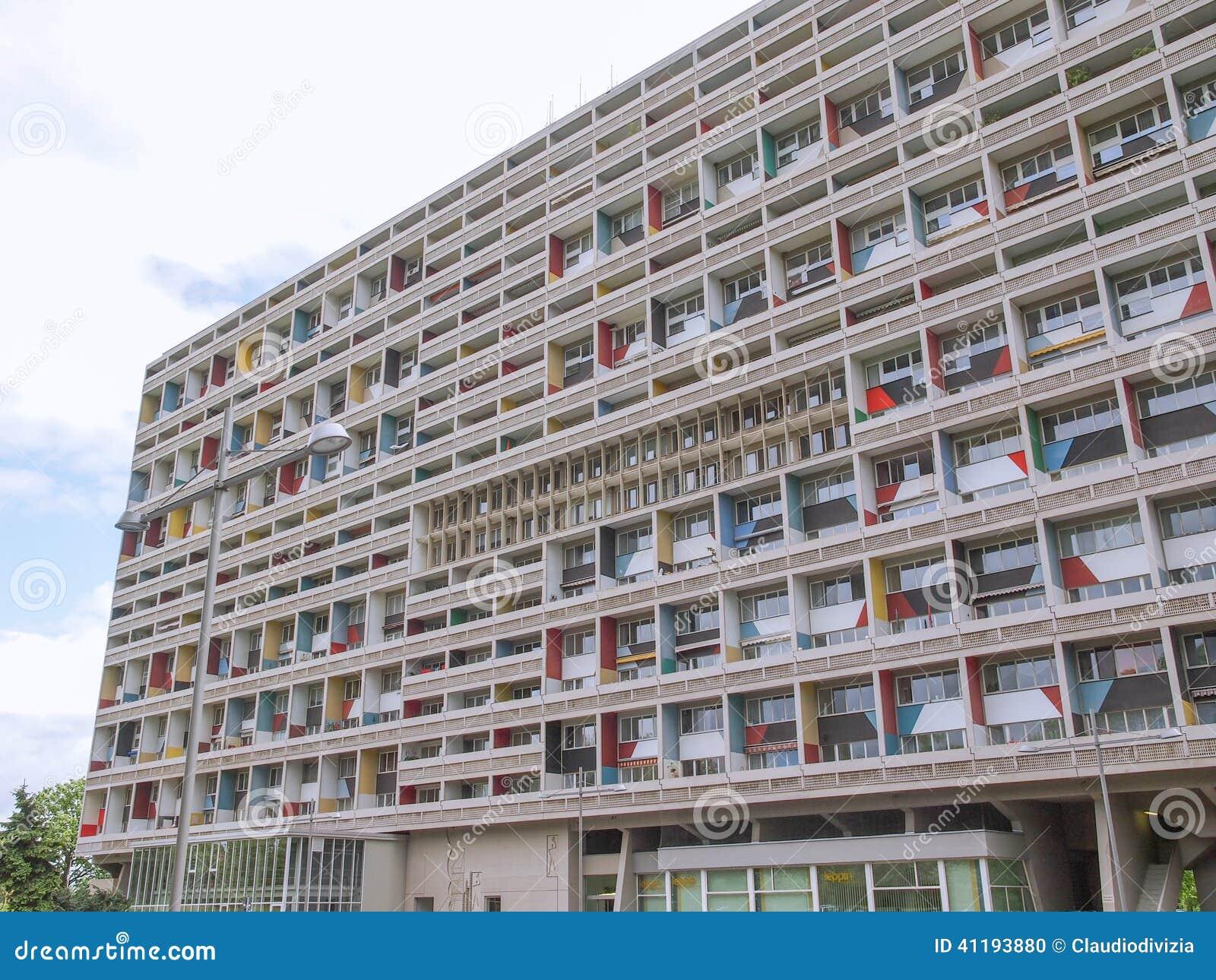 Corbusierhaus Berlino