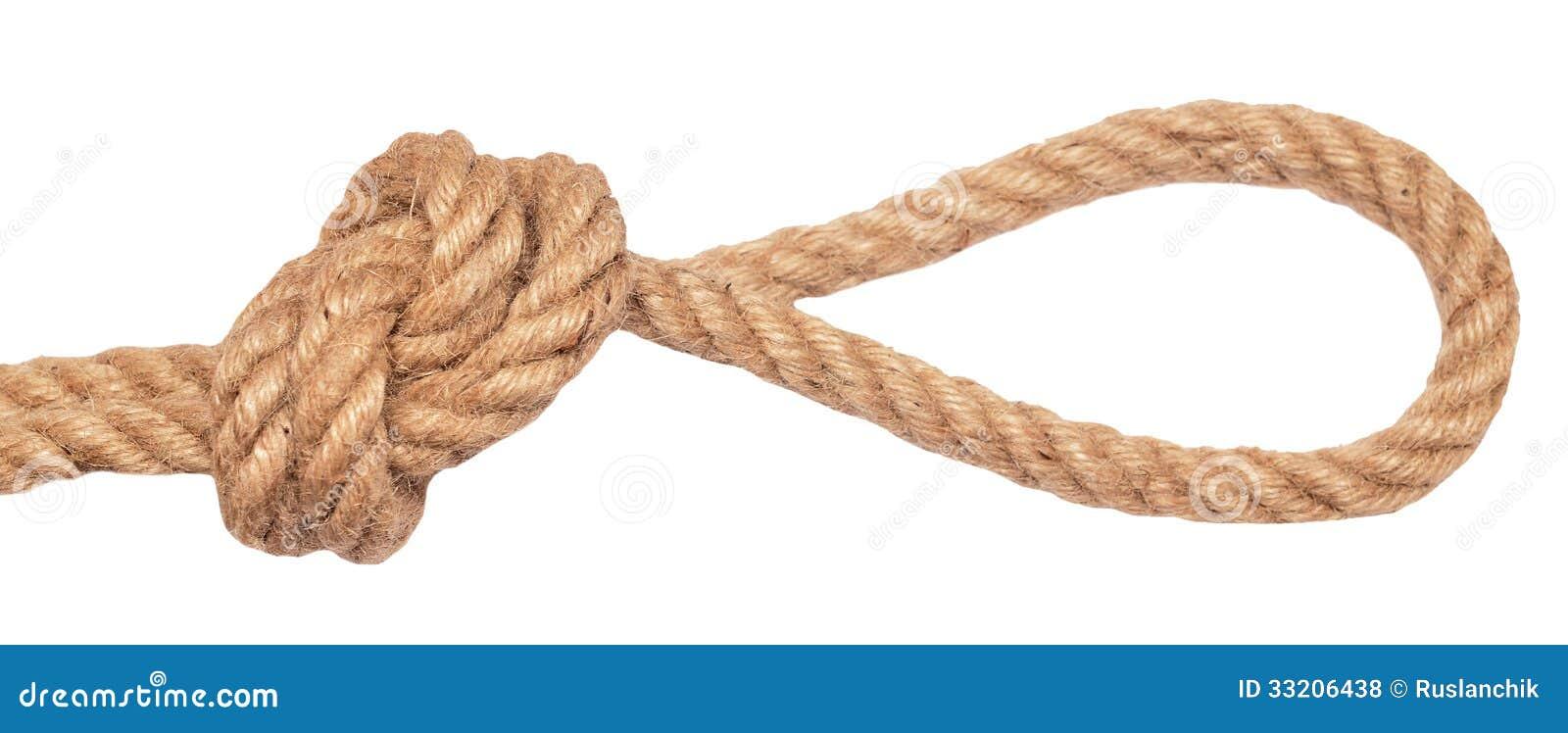 Corda com laço