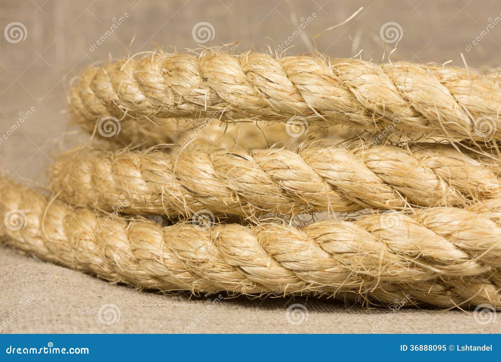 Download Corda Dagli Anelli Rotolati Fibre Tessili Naturali Immagine Stock - Immagine di naughty, flagellazione: 36888095