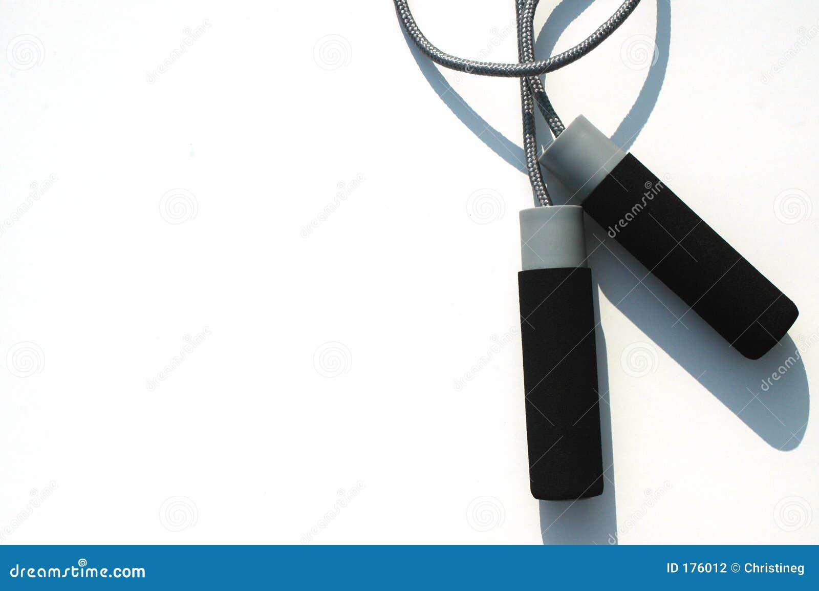 Corda di salto isolata