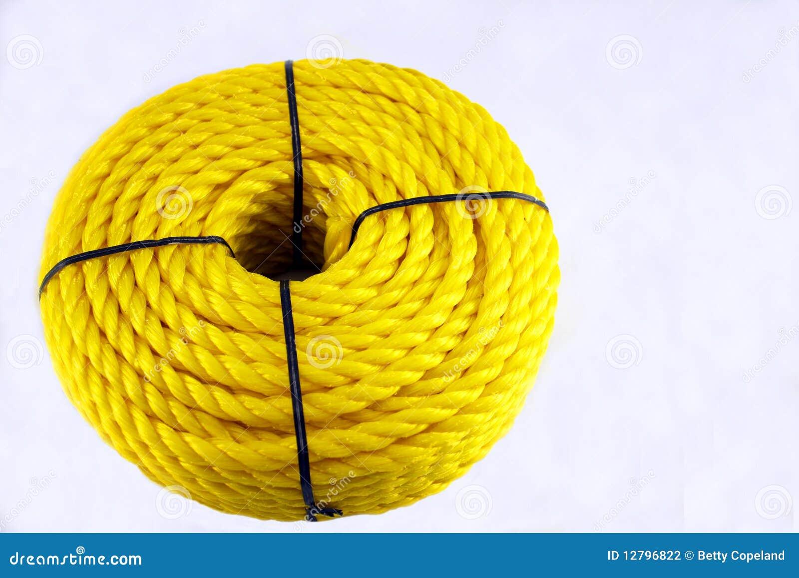 Corde en nylon pleine tresse