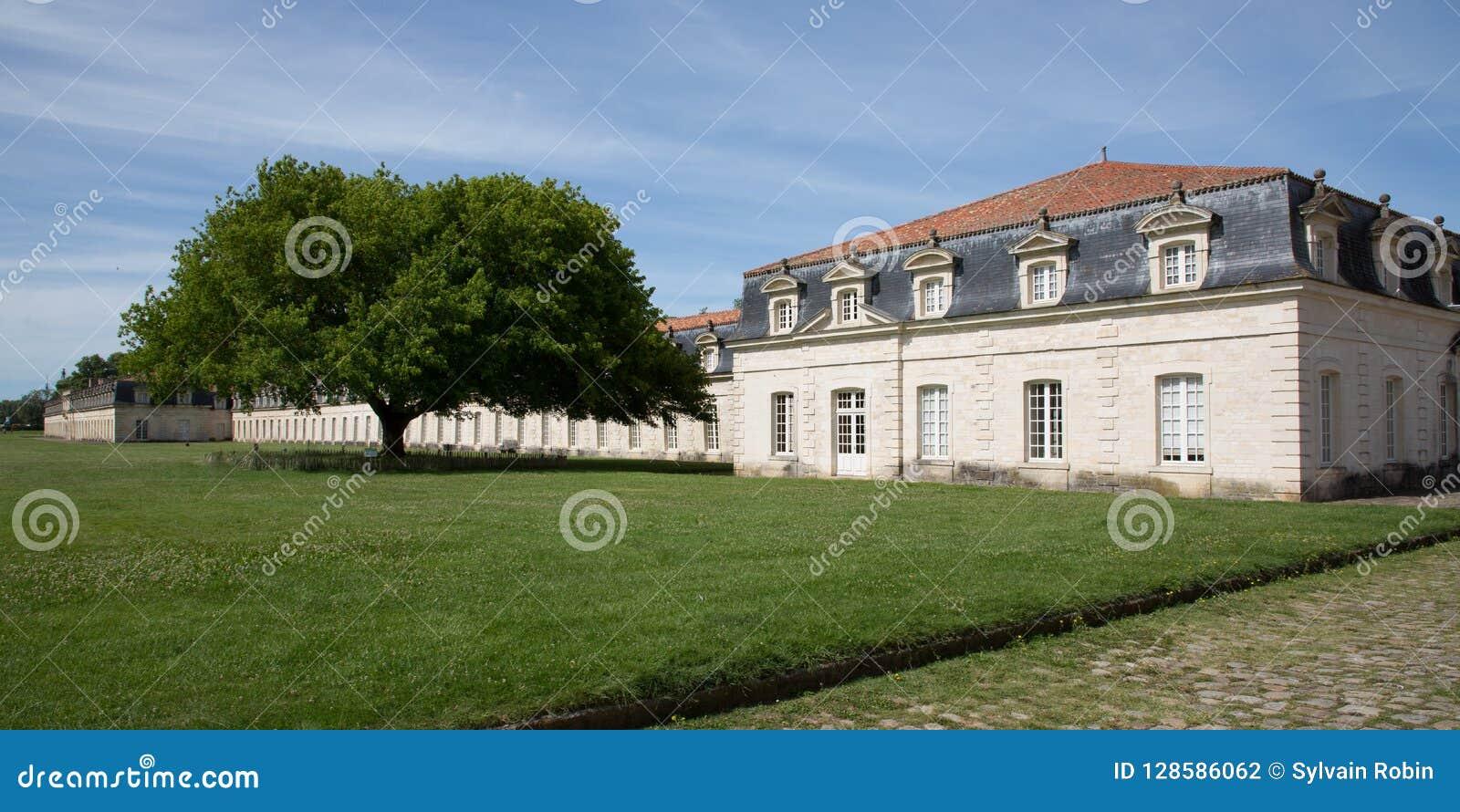 Corderie Royale de Rochefort, Frankrike historia av denna historiska plats