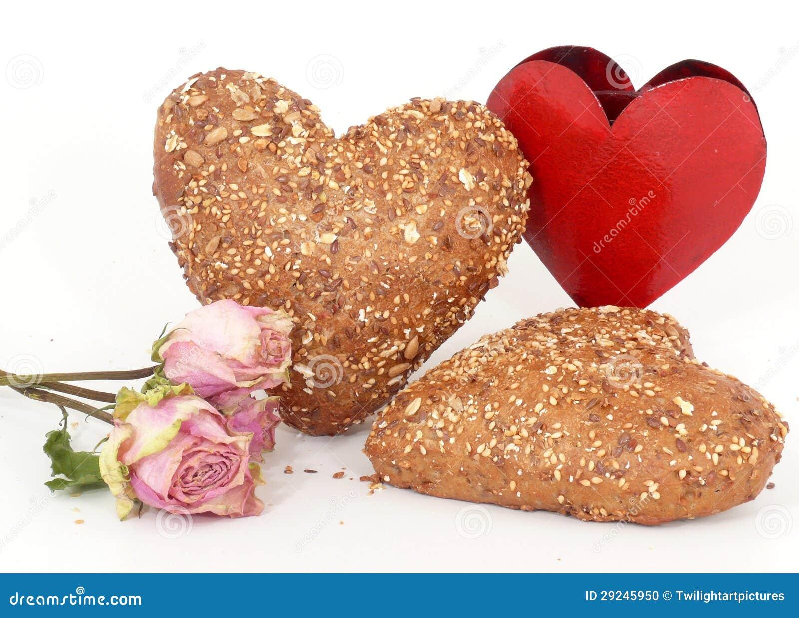 Download Cordial E Rolos De Pão Friáveis Foto de Stock - Imagem de presente, afeição: 29245950