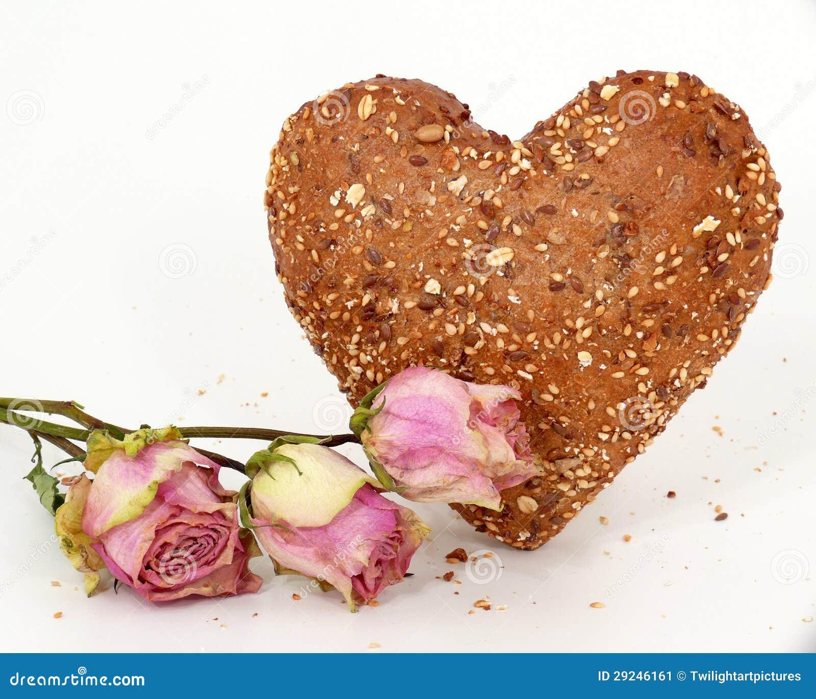 Download Cordial E Rolos De Pão Friáveis Imagem de Stock - Imagem de heartless, valentine: 29246161