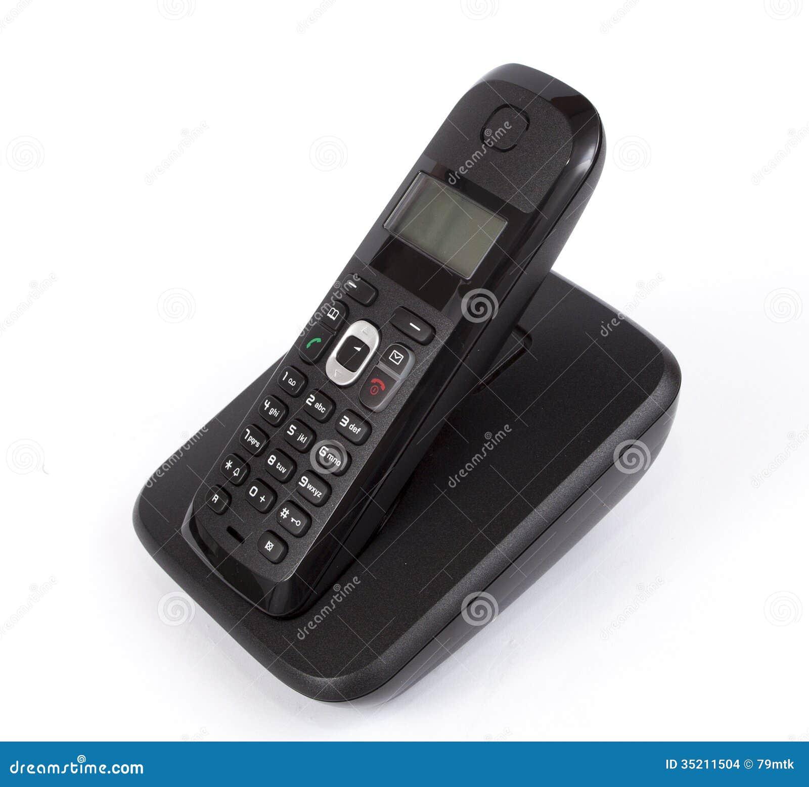 Cordless Phone stock photo  Image of keypad