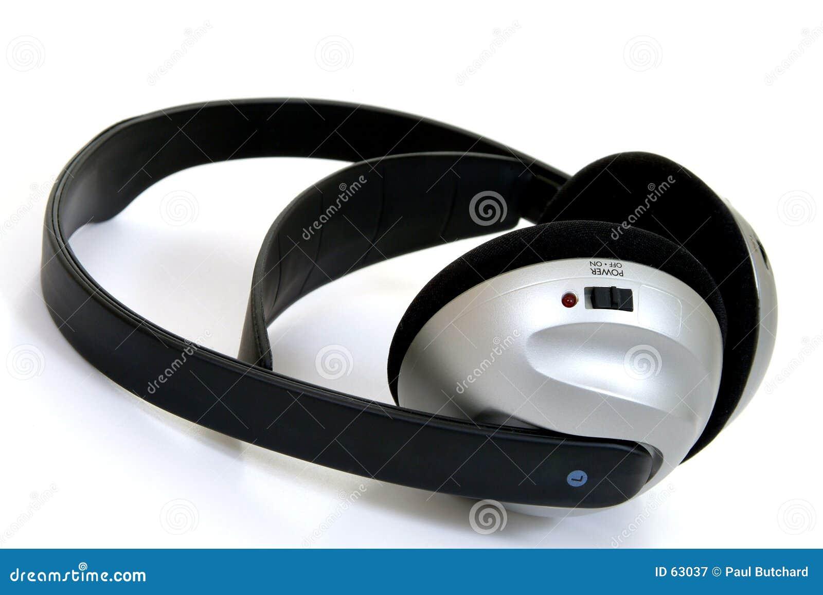 Cordless słuchawki