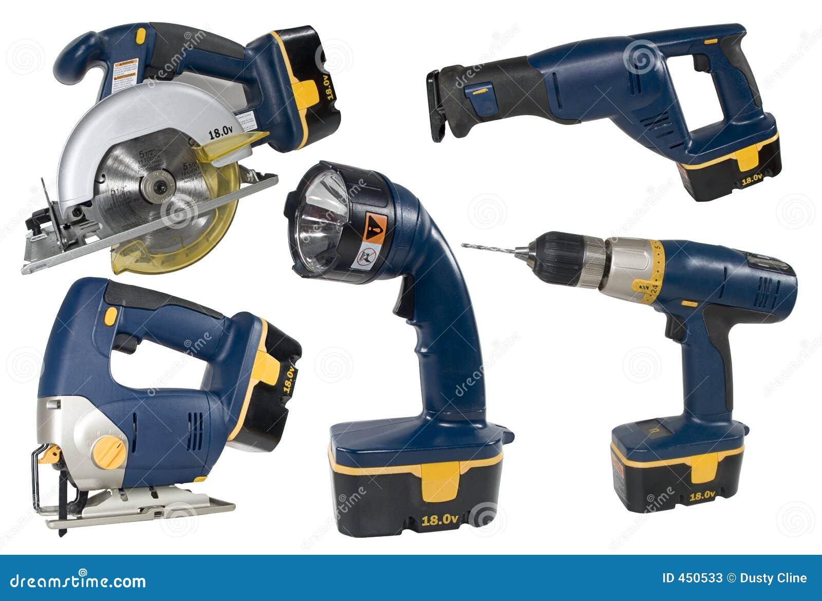 Cordless Tool Set