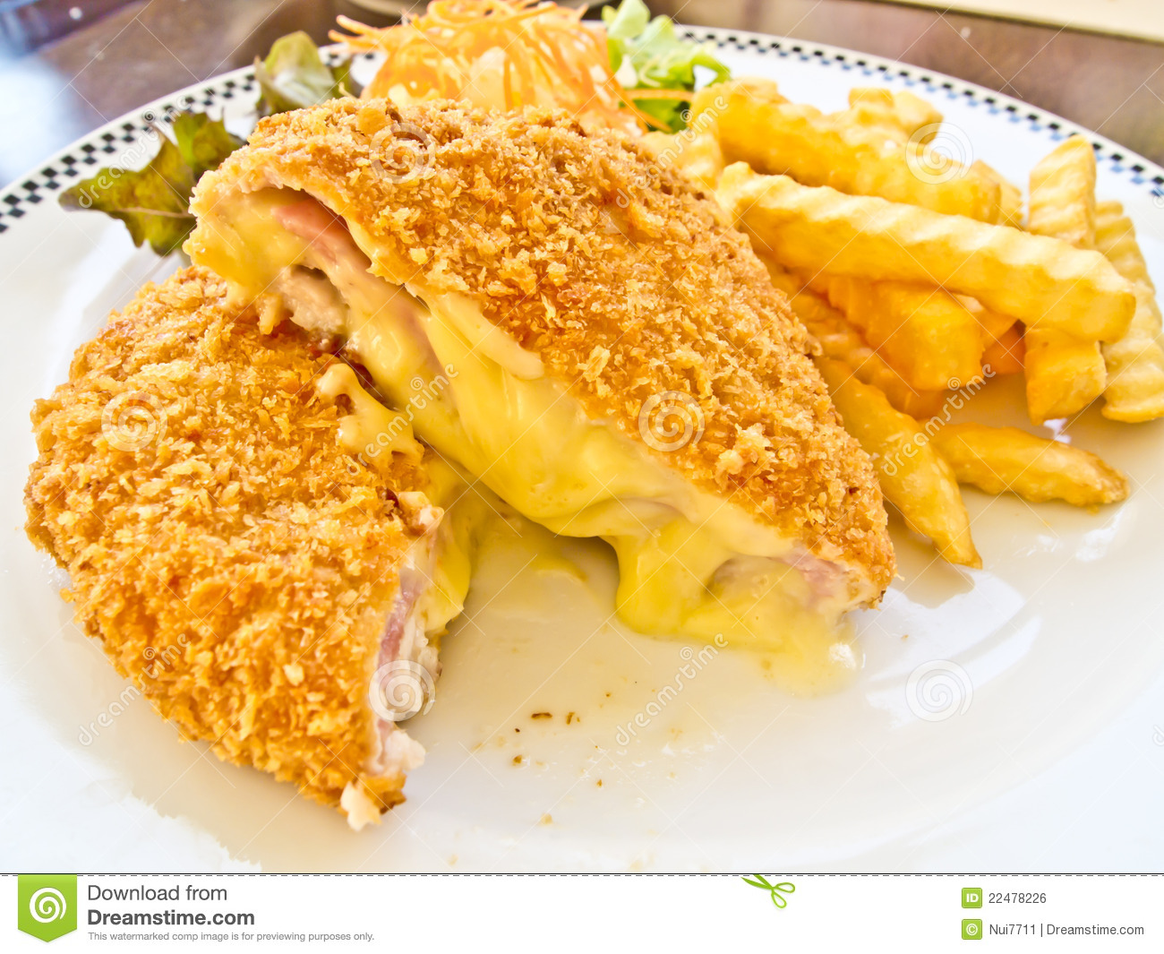 ... monsieur holly s chicken cordon bleu casserole meatloaf cordon bleu
