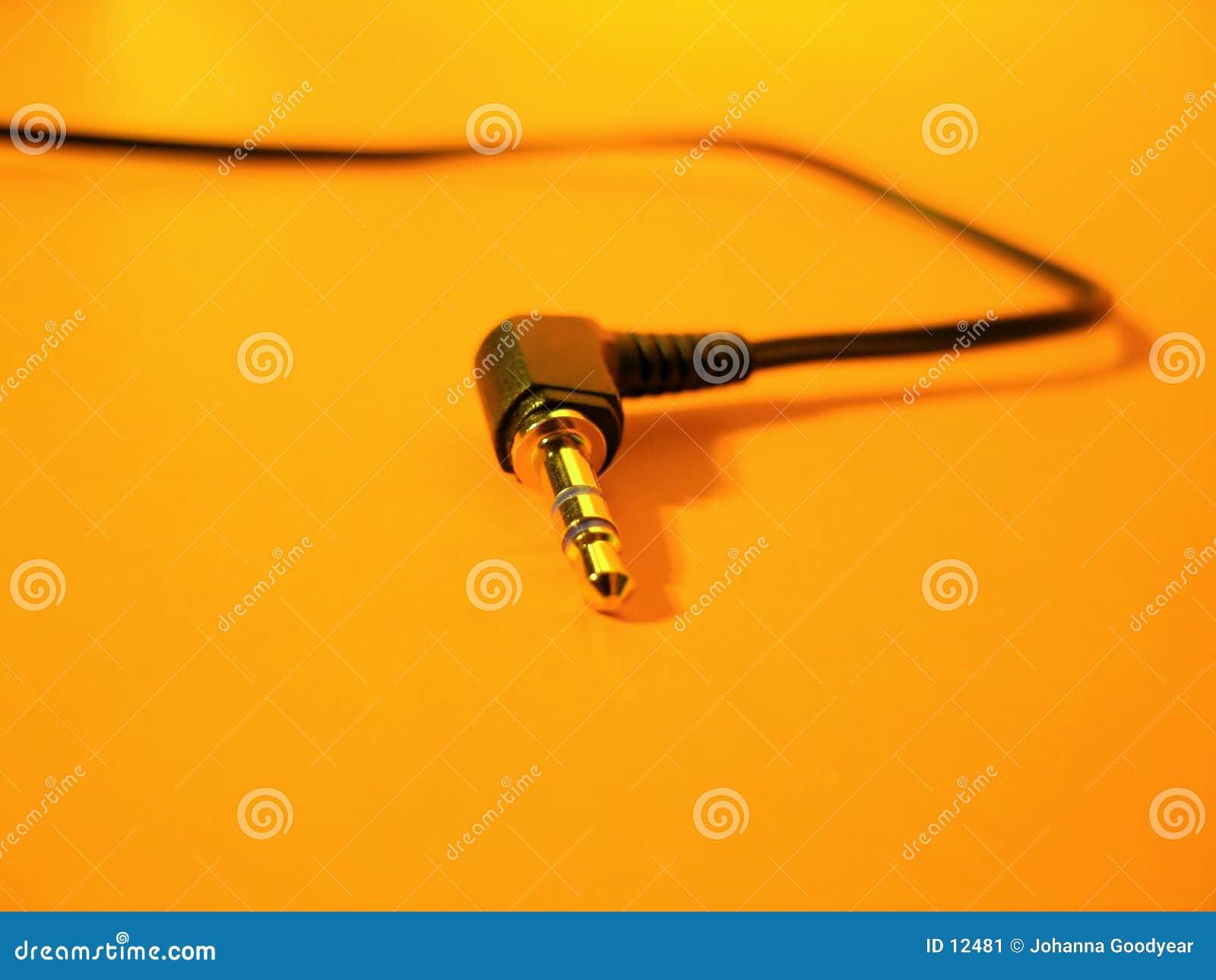 Cordon d écouteur