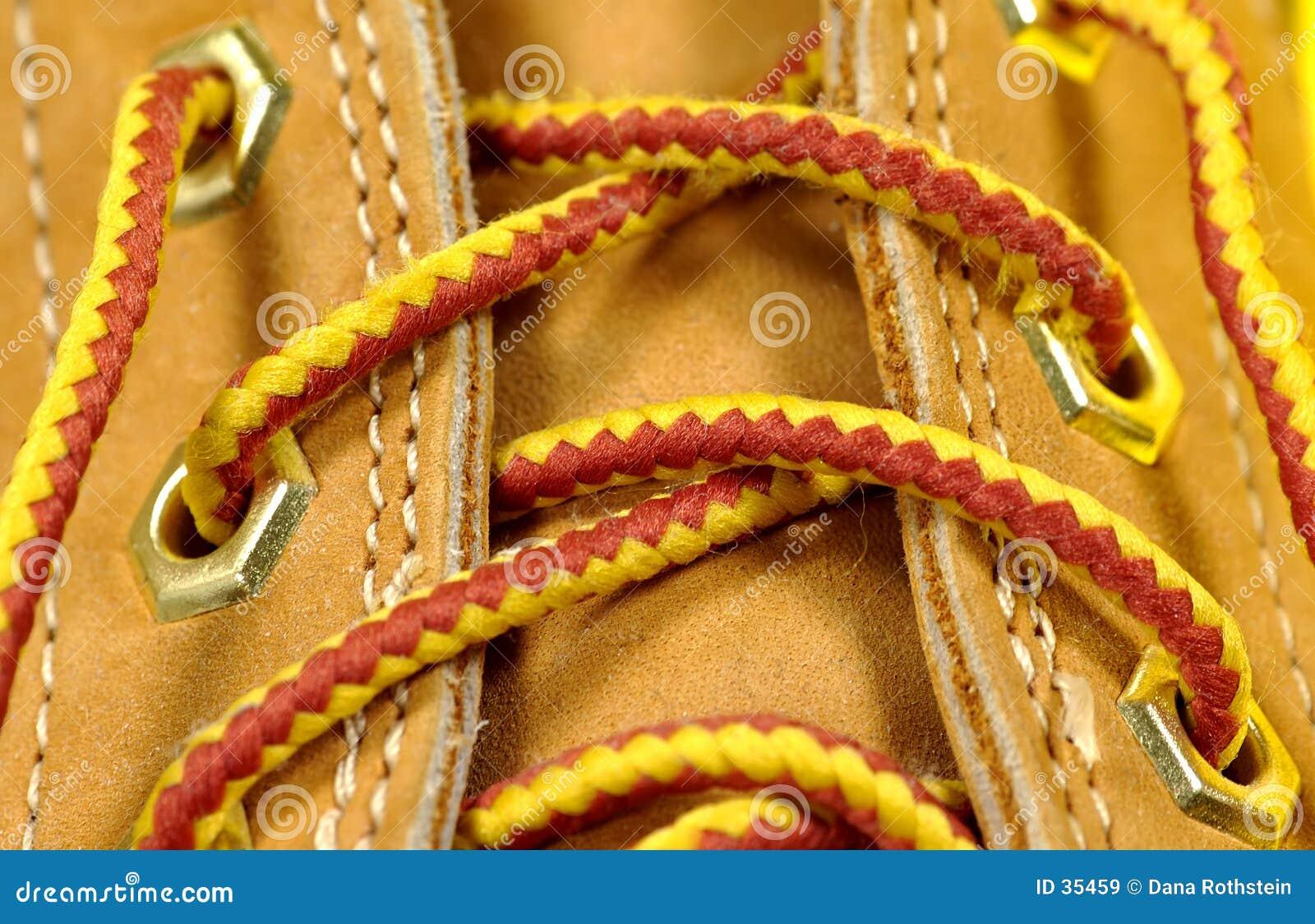 Download Cordones 2 Del Cargador Del Programa Inicial Imagen de archivo - Imagen de ropa, zapatos: 35459