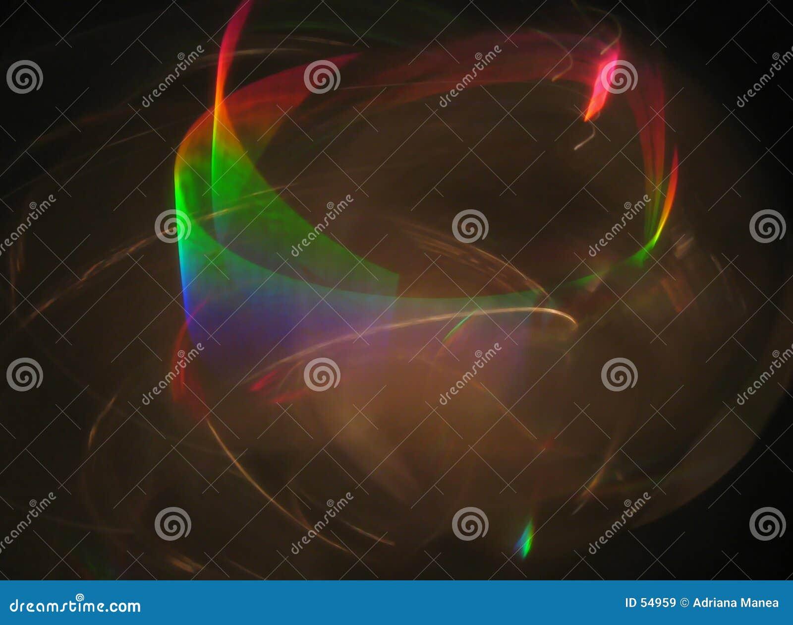 Cores da luz