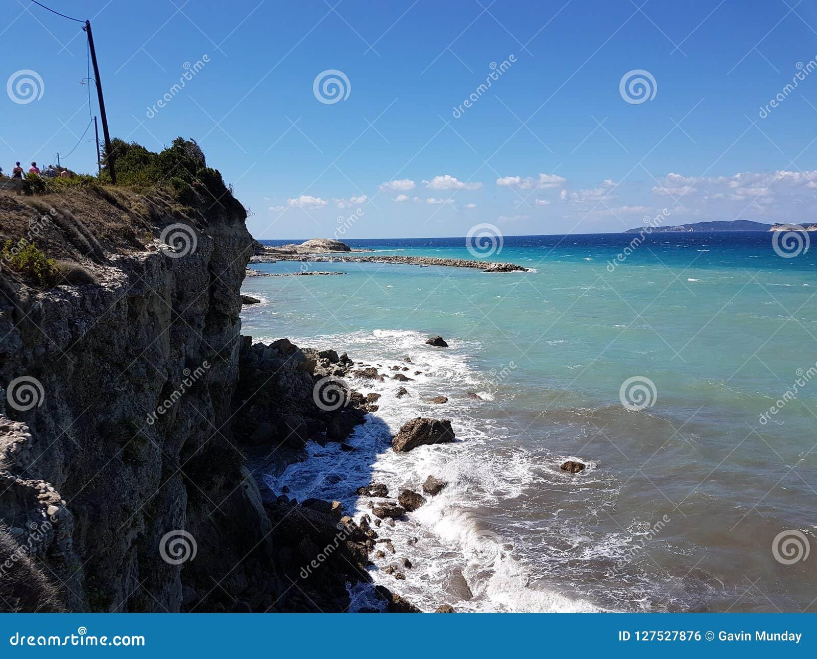 Corfu ażio Stephanous
