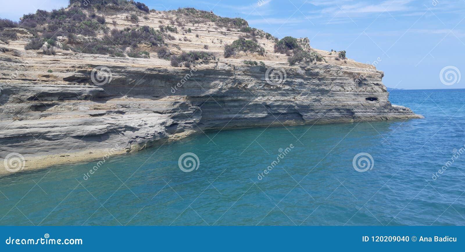 Corfu, Porto Timoni Afionas Beach