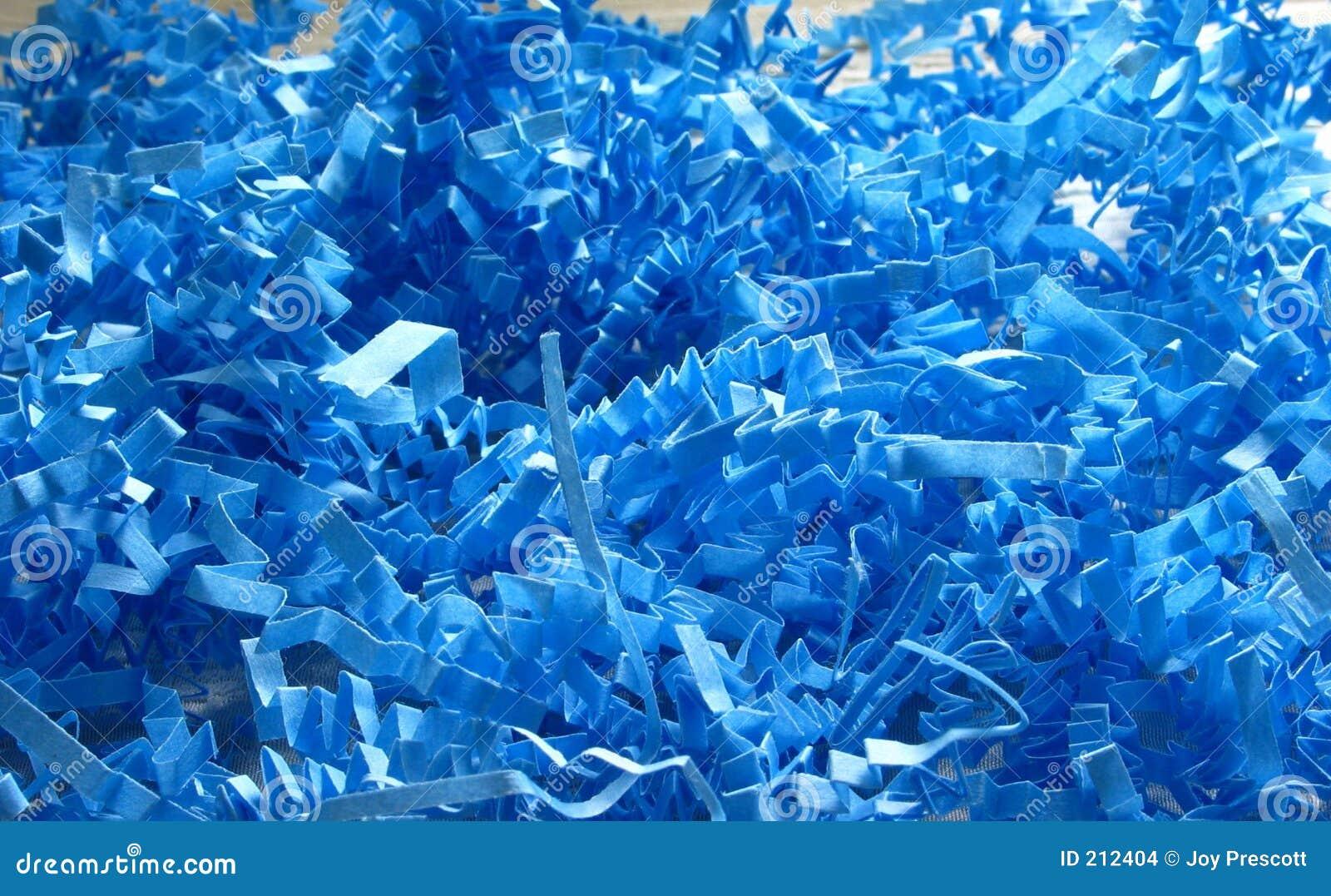 Coriandoli blu