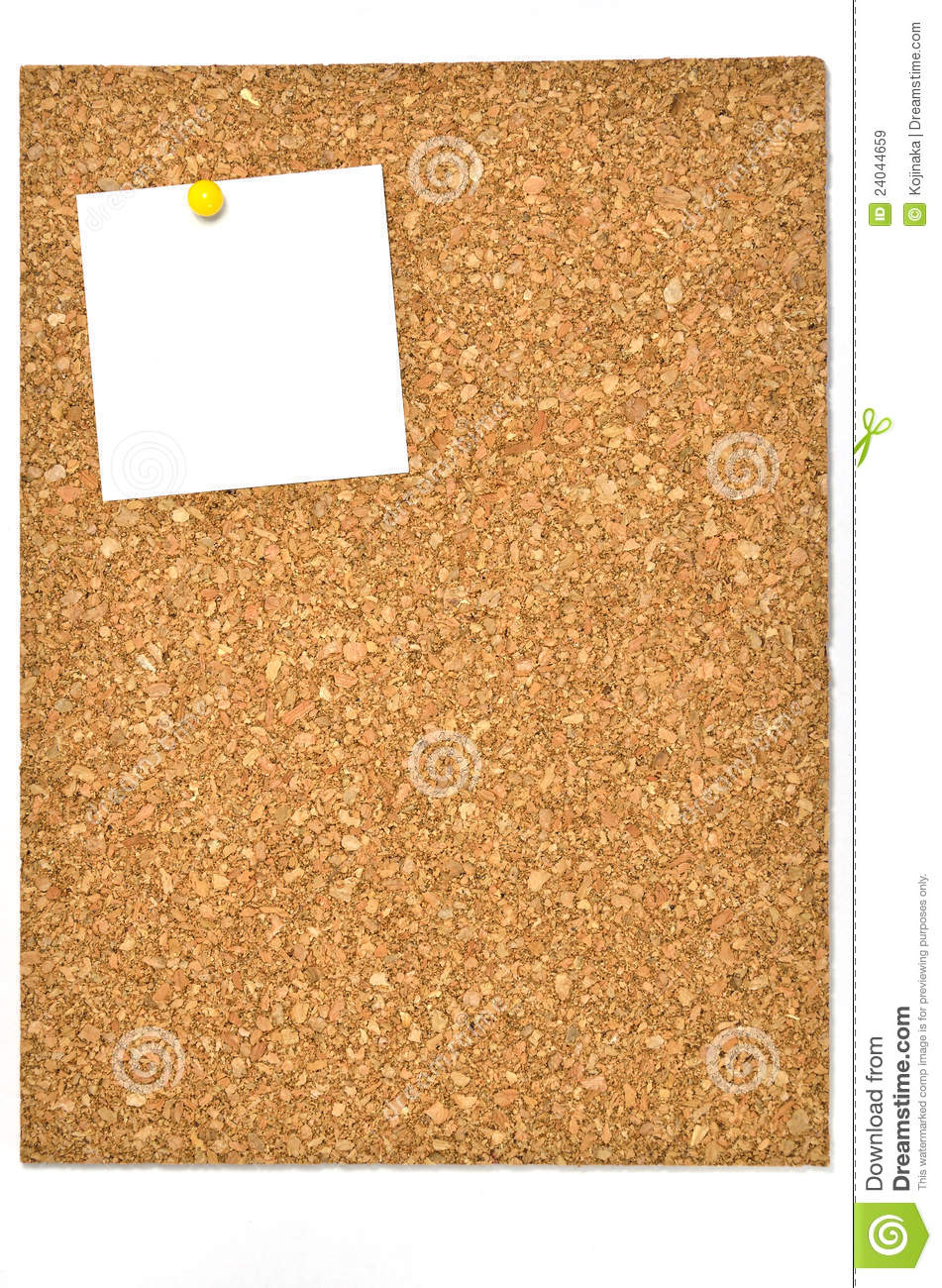 blank cork board - photo #27