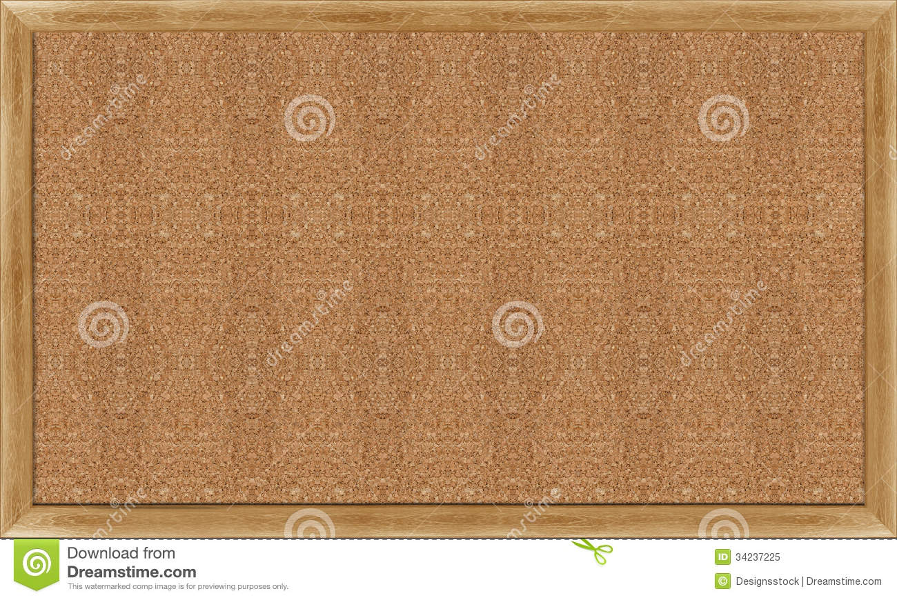 blank cork board - photo #22