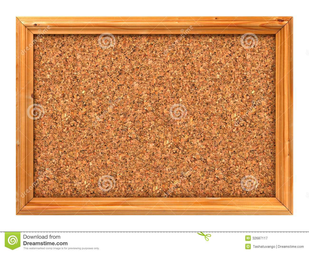 blank cork board - photo #35