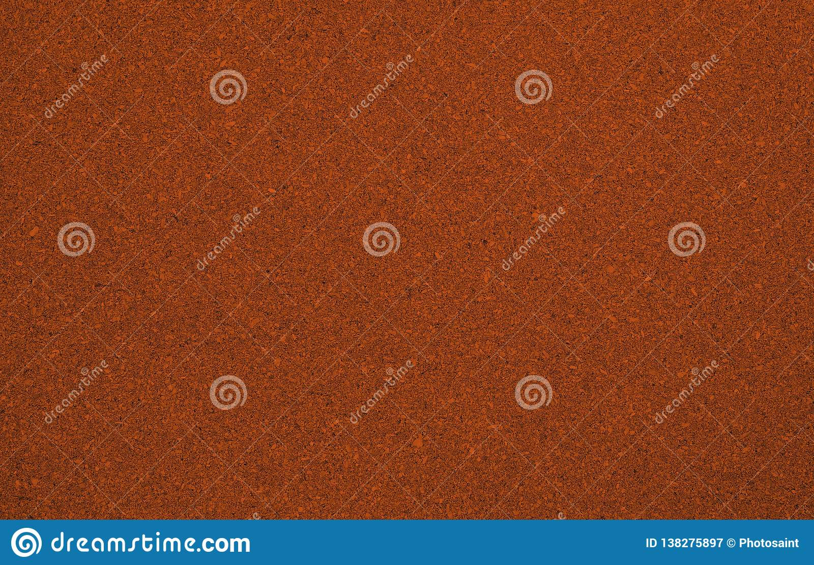 Cork texture background in colours