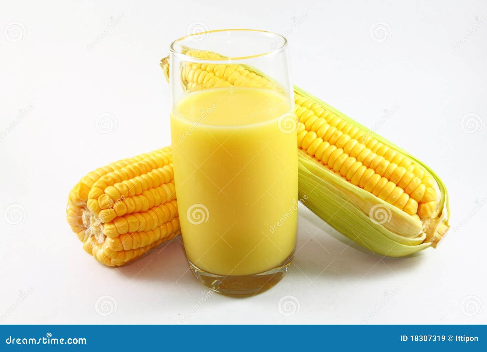 How To Make Corn Juice