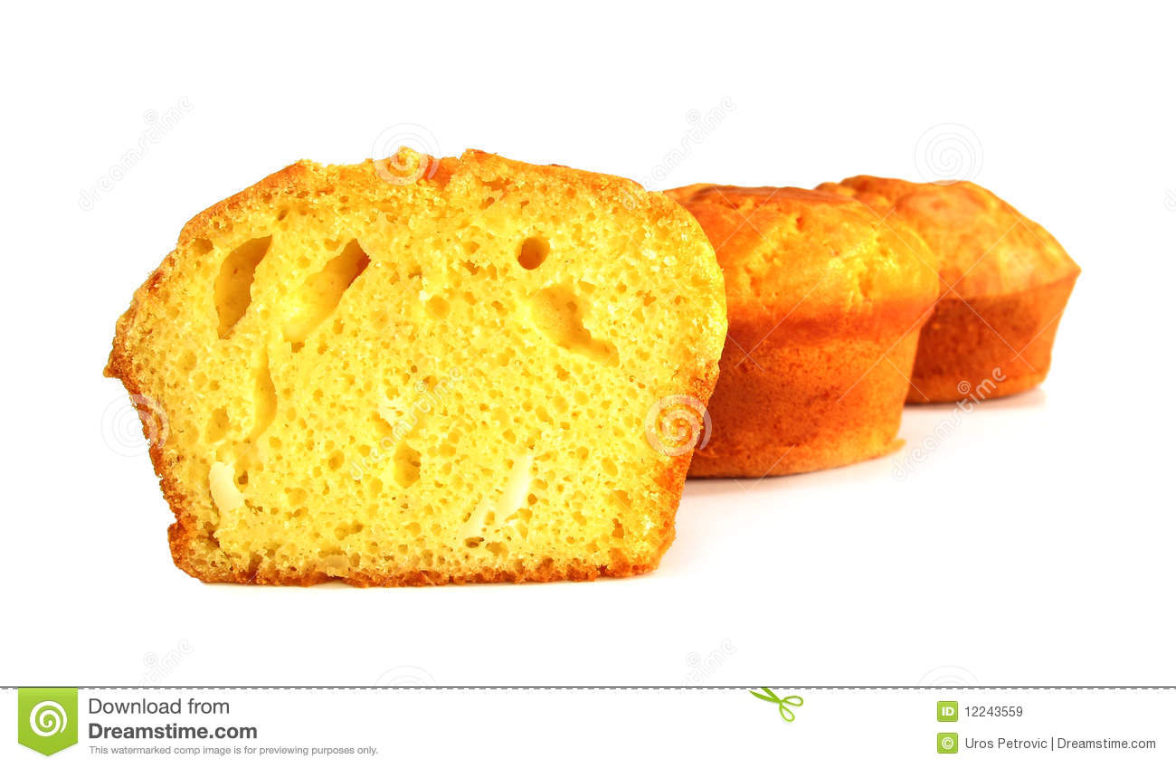 Corn Bread Royalty Free Stock Images - Image: 12243559