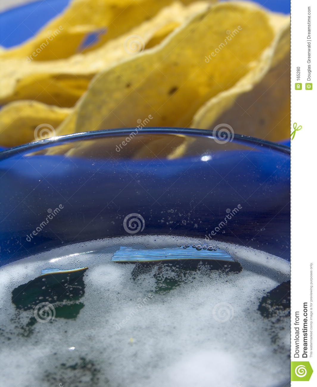 Corn chips and Beer