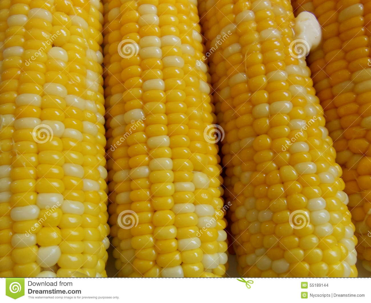 how to cook corn butter