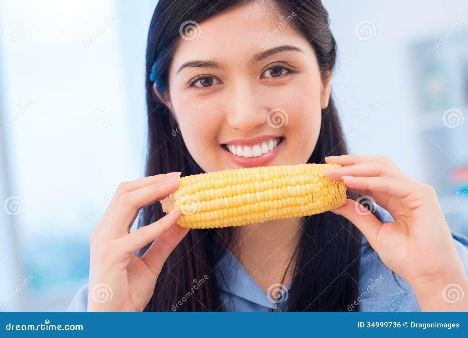 corn cob royalty free stock image   image 34999736