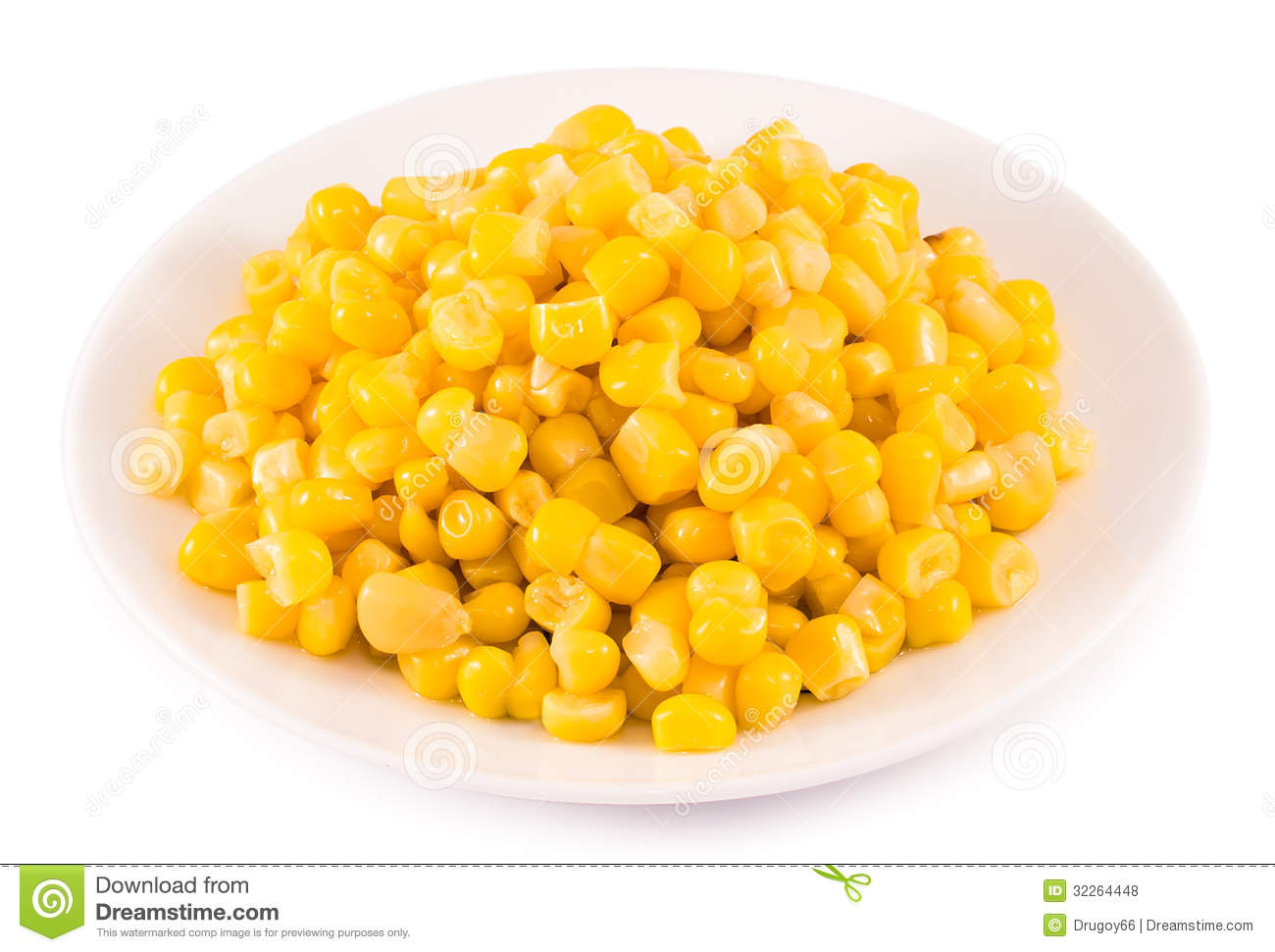 Corn Conserve Royalty Free Stock Photos Image 32264448