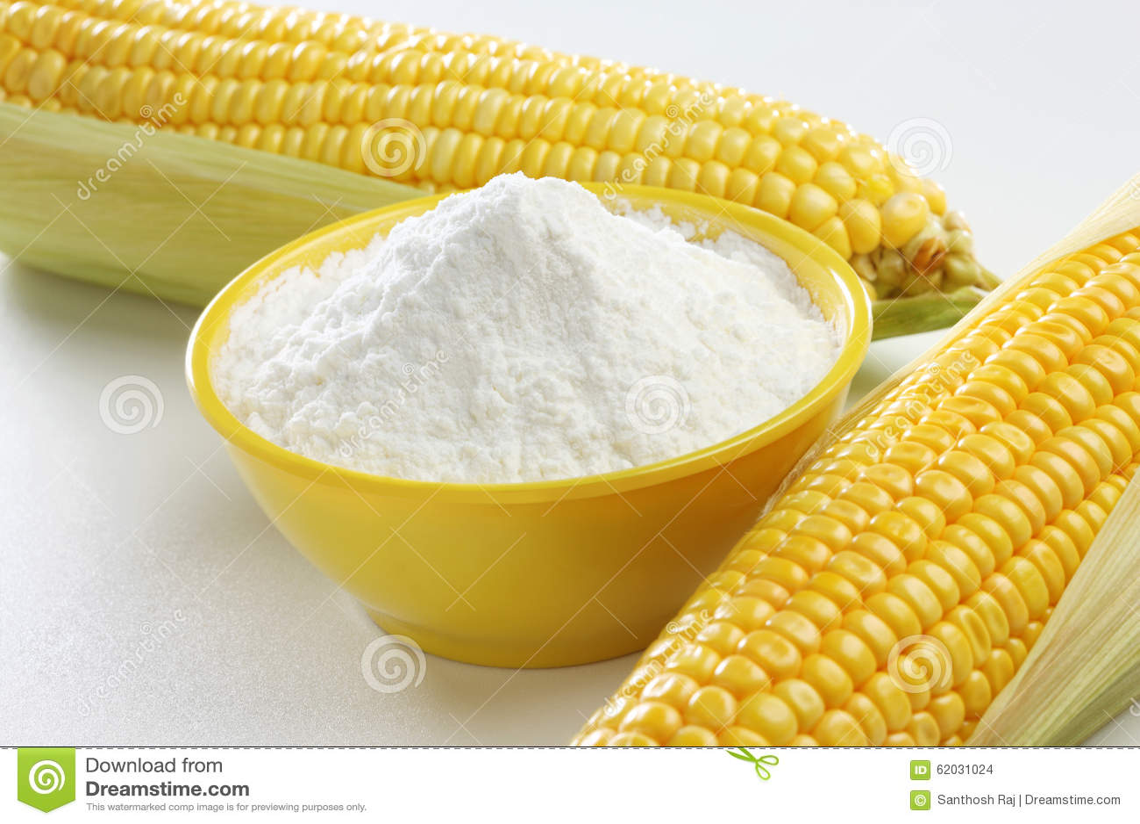 recipe: cornstarch or flour [34]