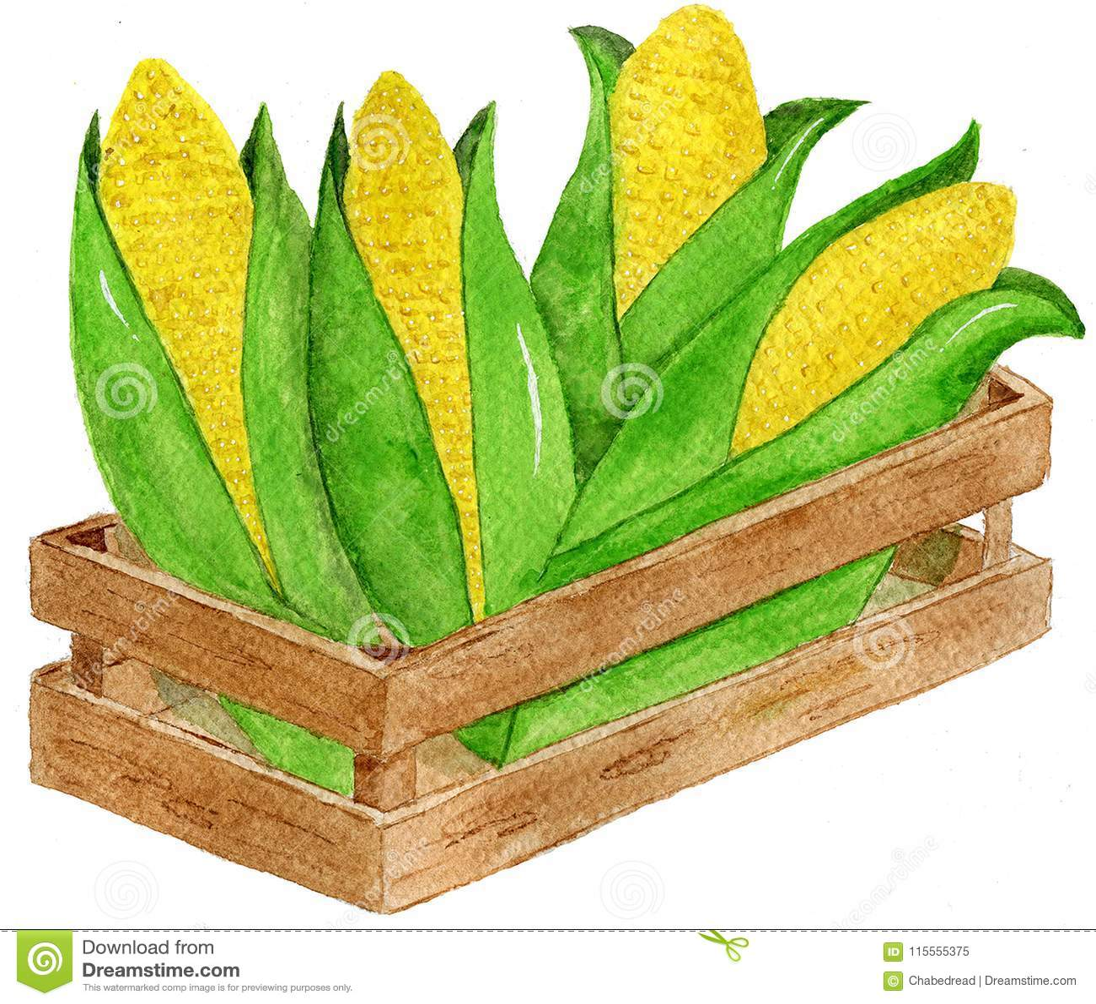 Delicious Mexican corn